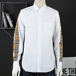 2021 Burberry Long Sleeve Shirts For Men # 236950