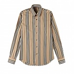 2021 Burberry Long Sleeve Shirts For Men # 236951