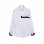 2021 Dsquared Long Sleeve Shirts For Men # 236959
