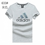 2021 Adidas Short Sleeve T Shirts For Men in 237163
